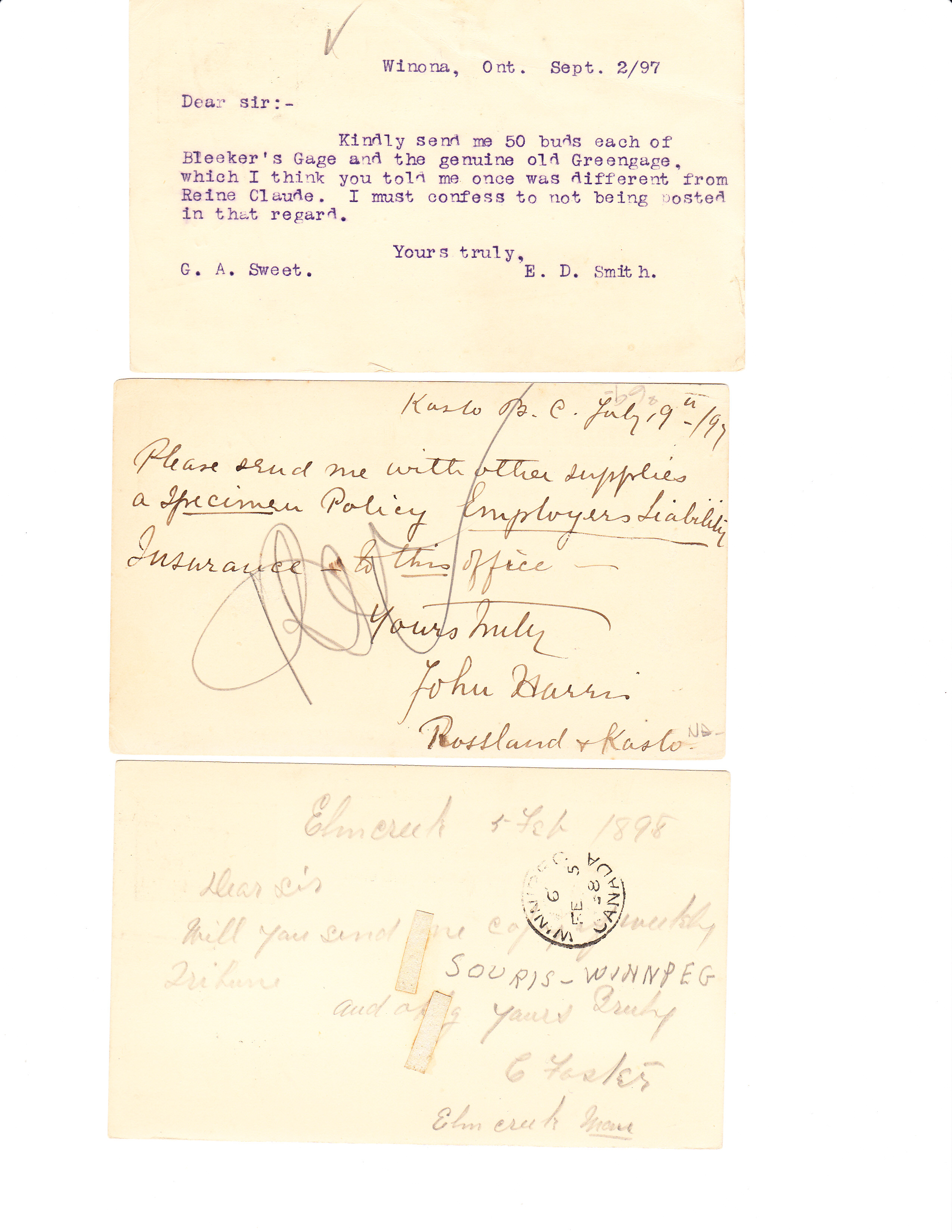 Bill Radcliffe Jubilee Cover Squared Circle Cancellations