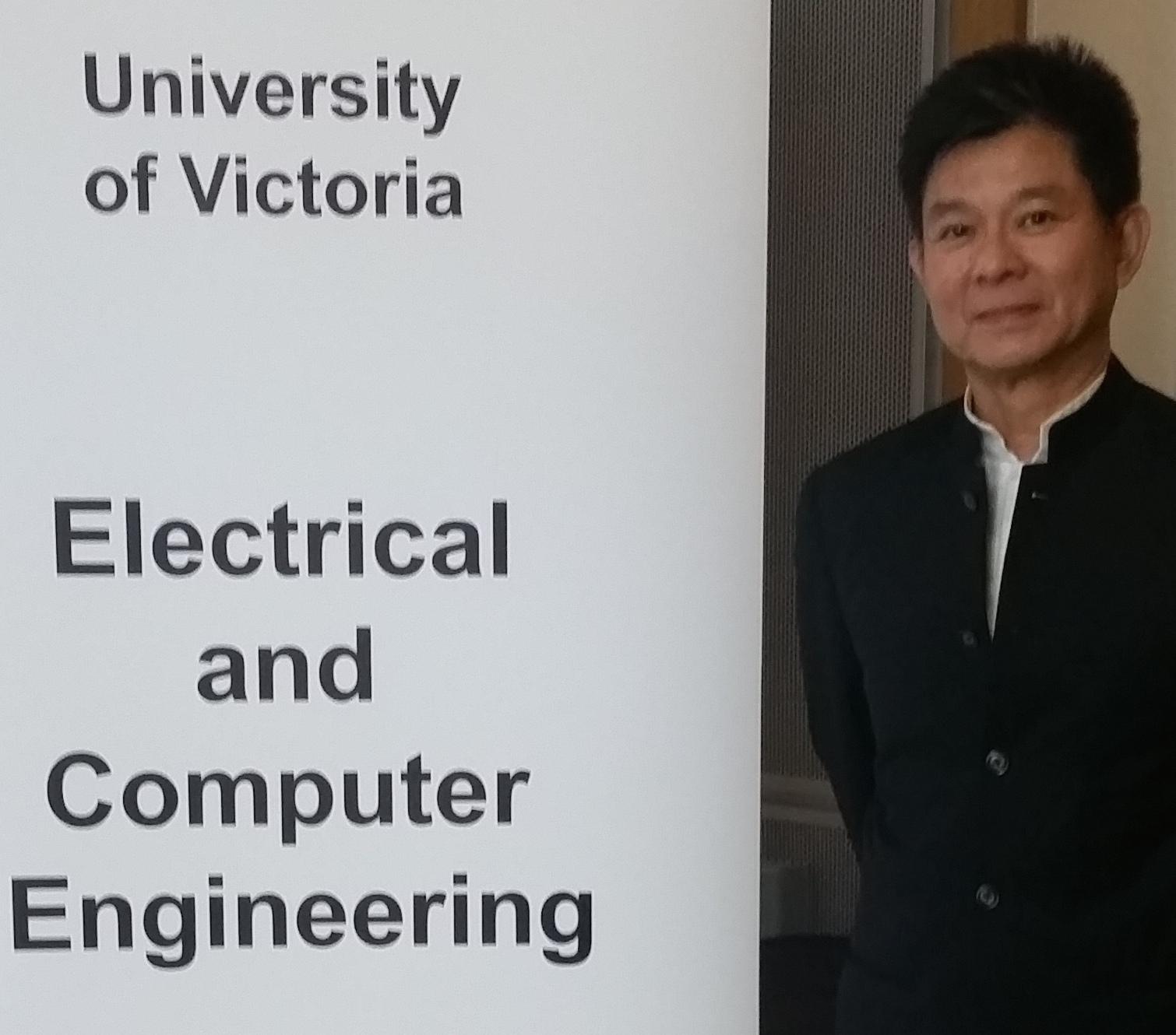 PHD Computer Science in University of Victoria Canada?
